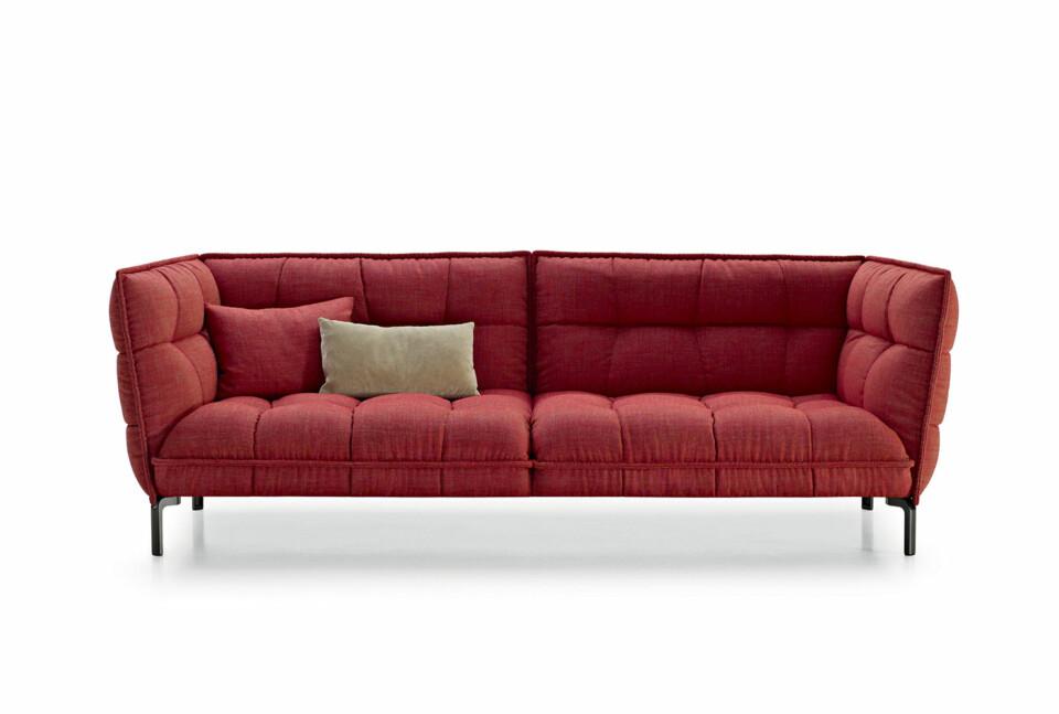 B&B Italia Husk-sohva 261 cm