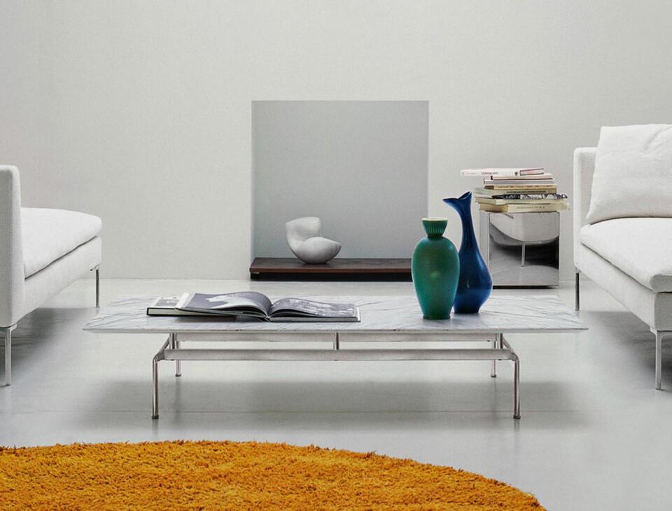 B&B Italia Diesis sohvapöytä marmorikansi