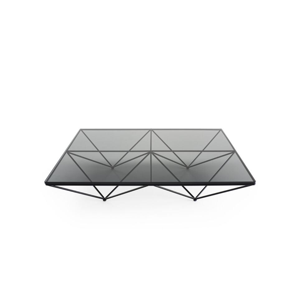 &B Italia Alanda´18 pöytä 120x120 cm