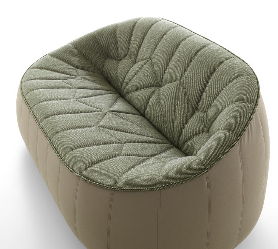 Ligne Roset Ottoman 3-istuttava sohva