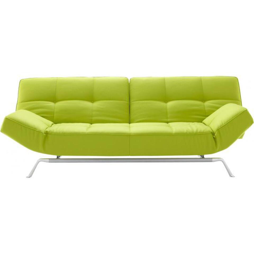 Ligne Roset Smala-sohva vihreänä