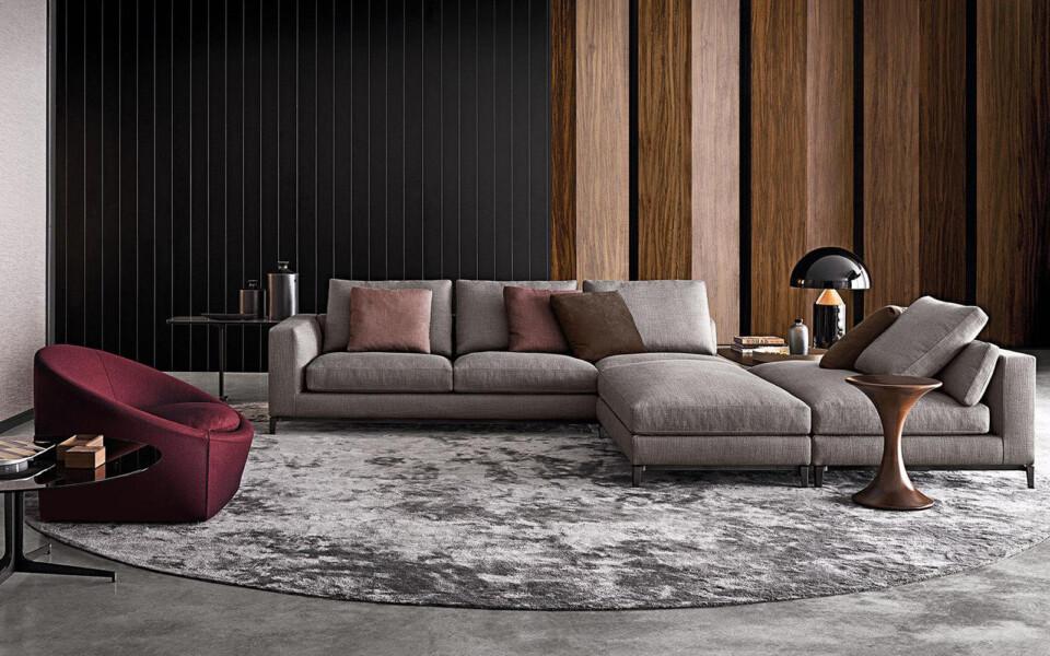 Minotti Andersen sohva