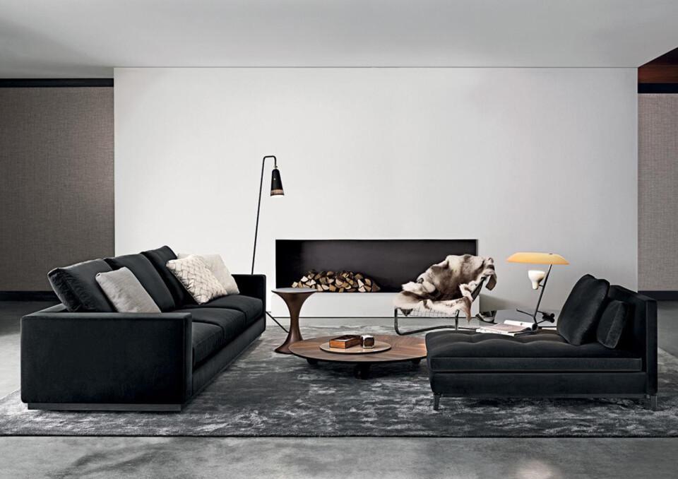 Minotti Andersen Line sohva