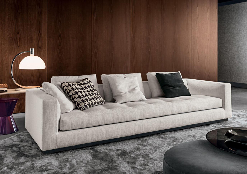 Minotti Andersen Line Quilt sohva