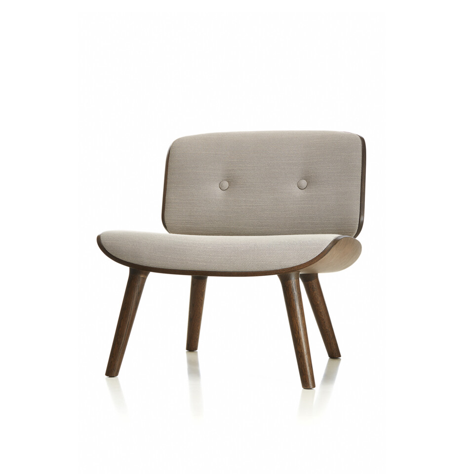 Moooi Nut Lounge Chair lepotuoli