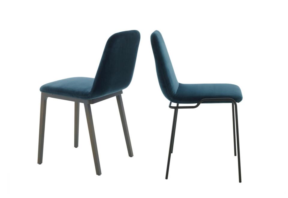 Ligne Roset Tadao tuoli on saatavilla puu- ja metallijaloilla