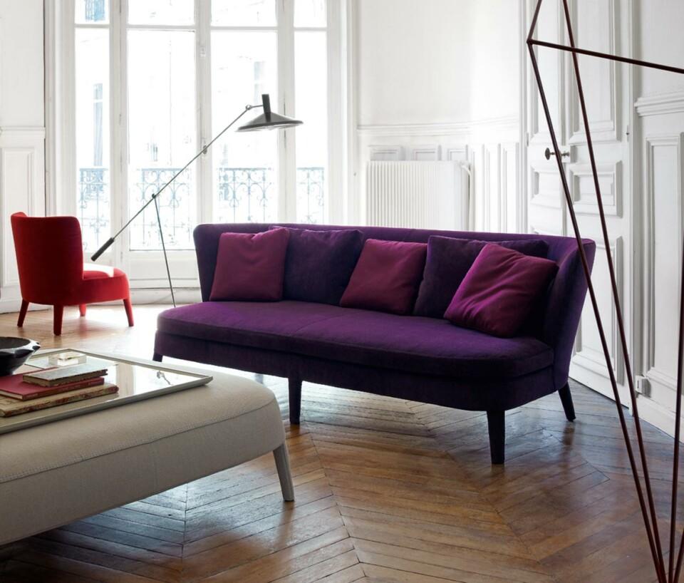 Maxalto Febo sohva ja rahi