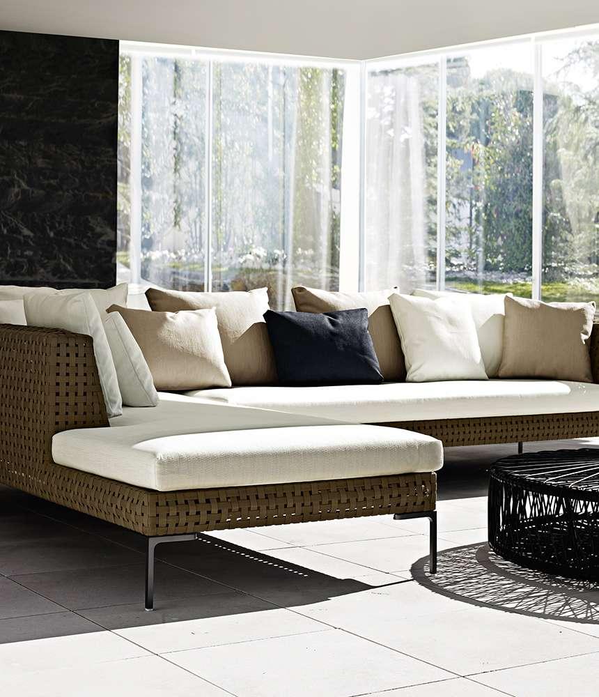 B&B Italia Charles Outdoor sohva