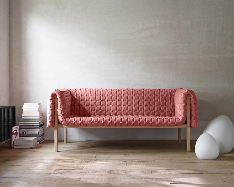Ligne Roset Ruché sohva olohuone