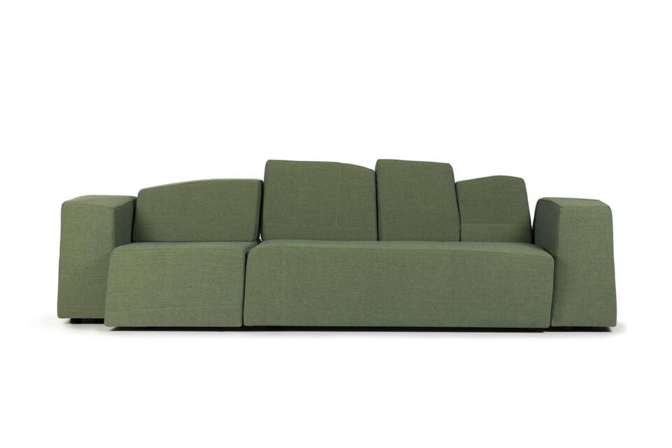 Moooi Something Like This Sofa vihreä sohva