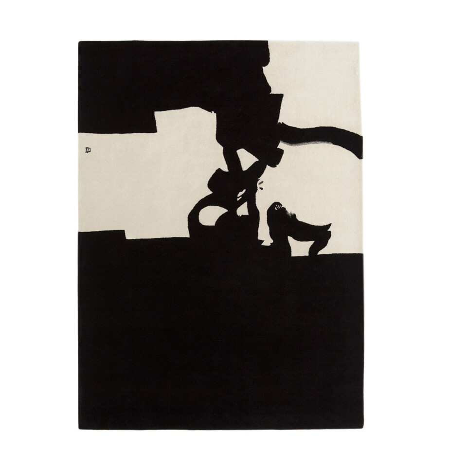 Nanimarquina Chillida collage 1996 matto
