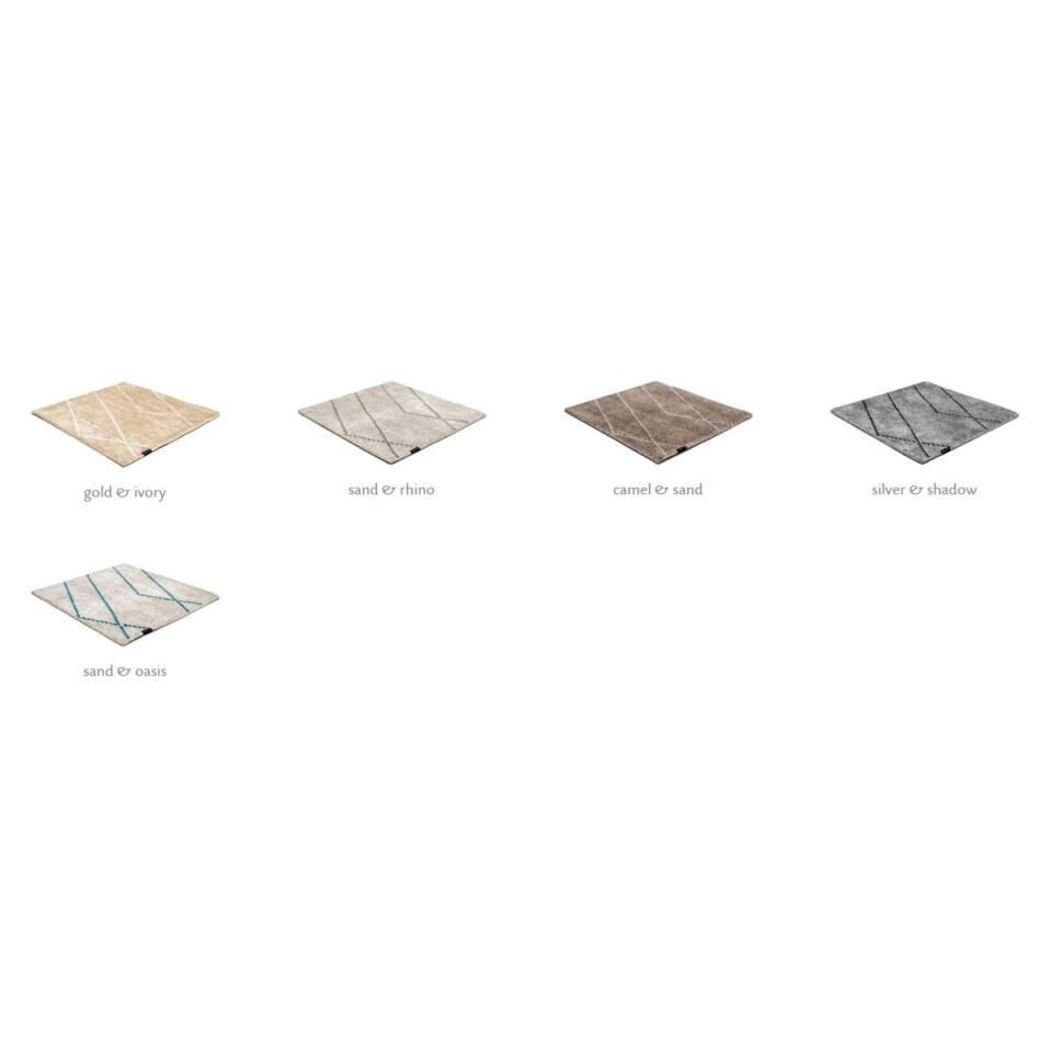 Kymo Minimal Maroque press. Shifting Sands matto 1