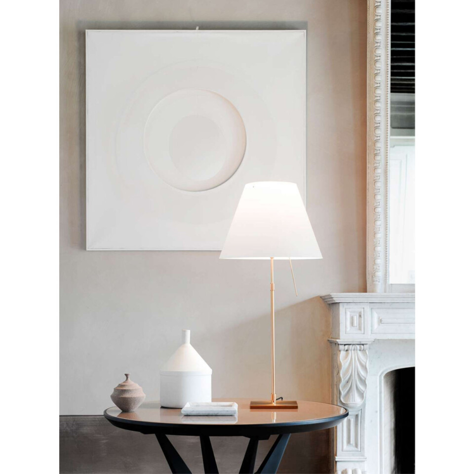 Luceplan Costanza Table pöytävalaisin3