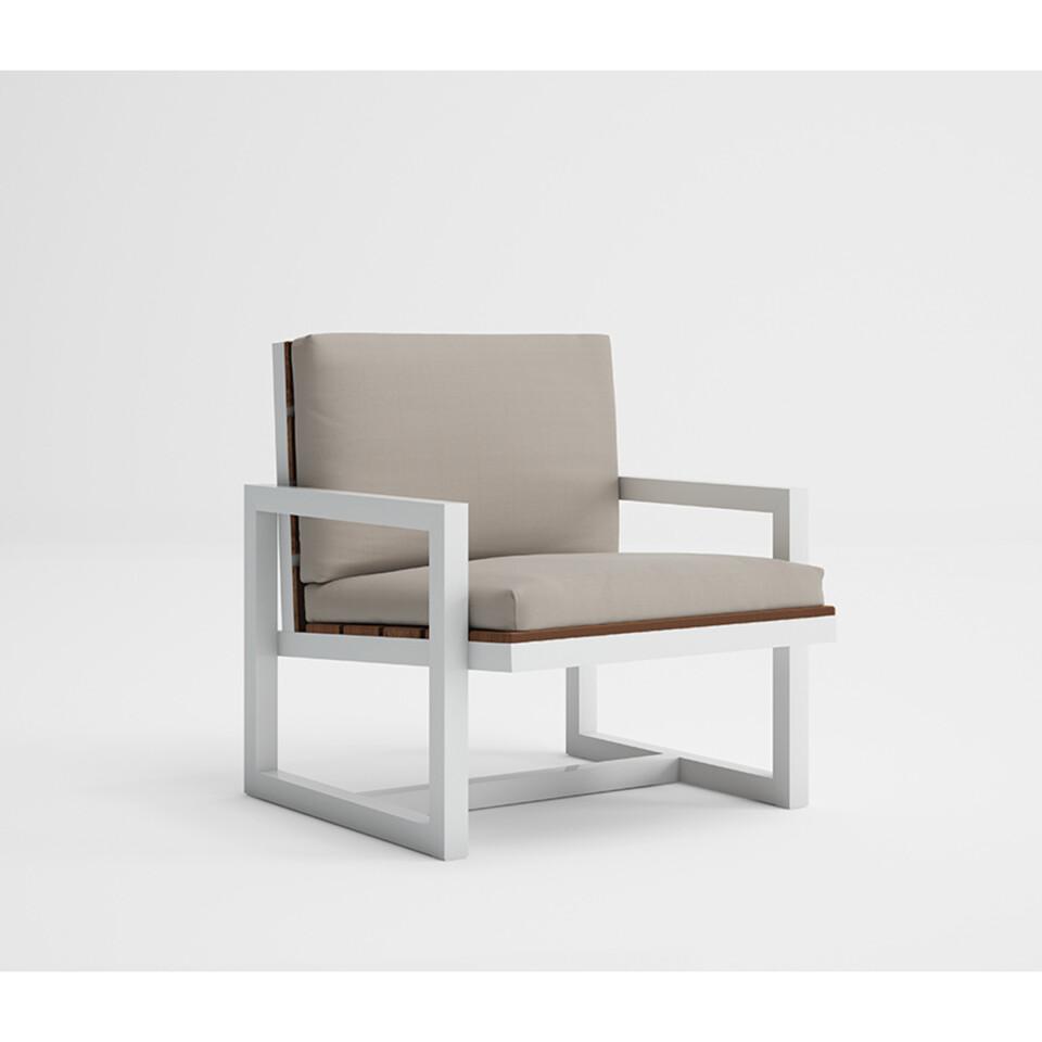 Gandiablasco Saler Teak ulkokalusteet tuolit 2