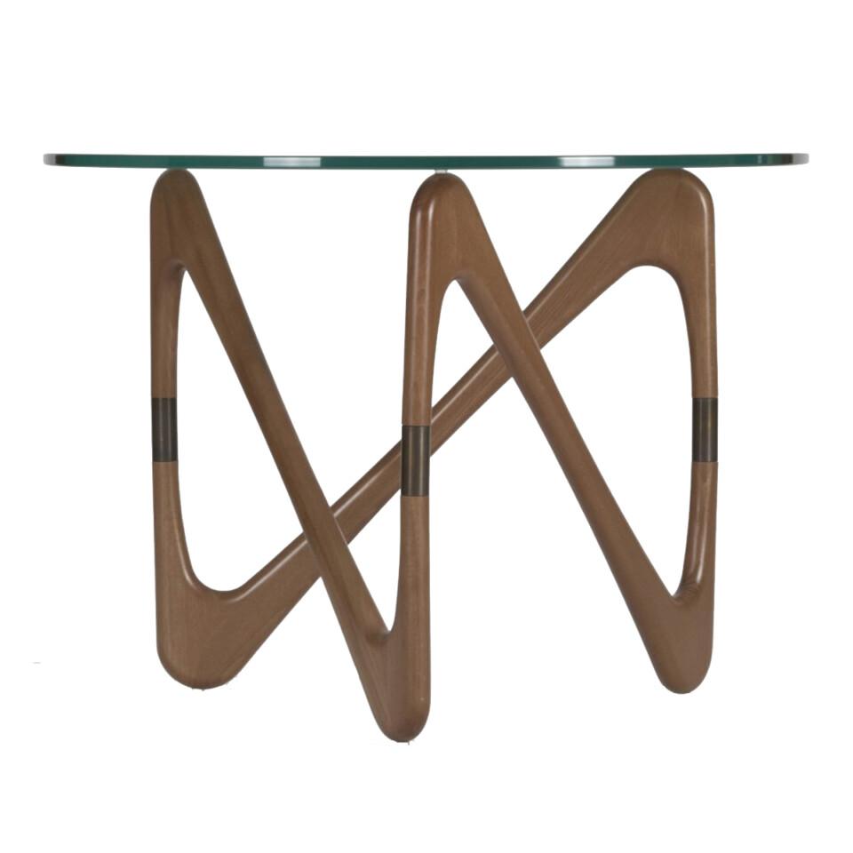 Objekto Moebius sivupöytä