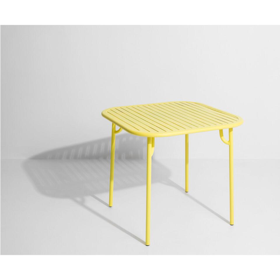 Petite Friture Week-End pöytä 3