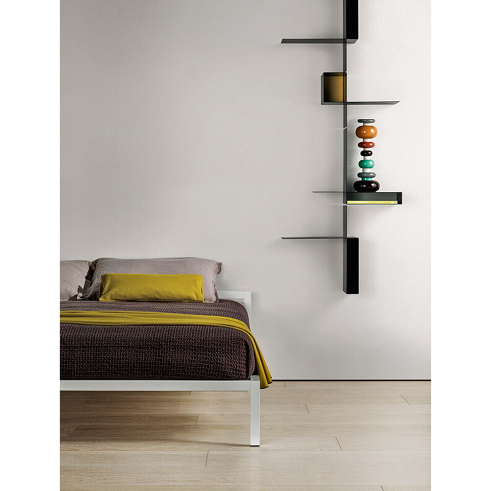 MDF Italia Aluminium Bed 5