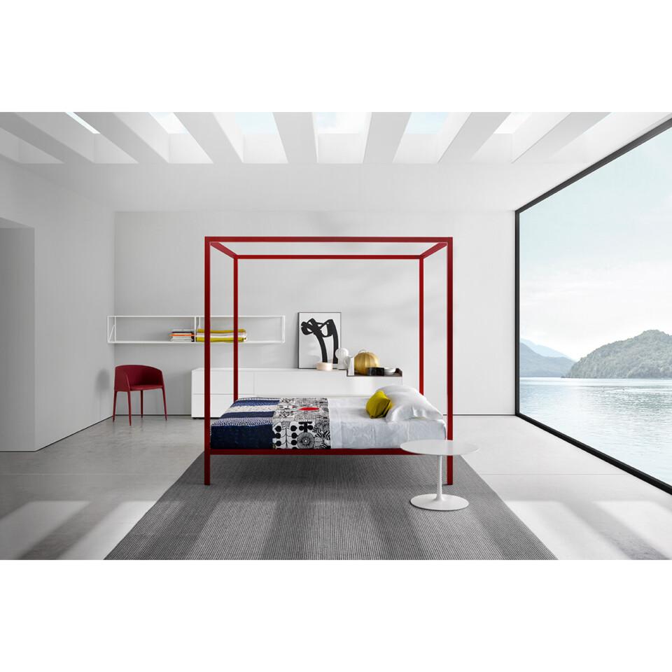 MDF Italia Aluminium Bed 7