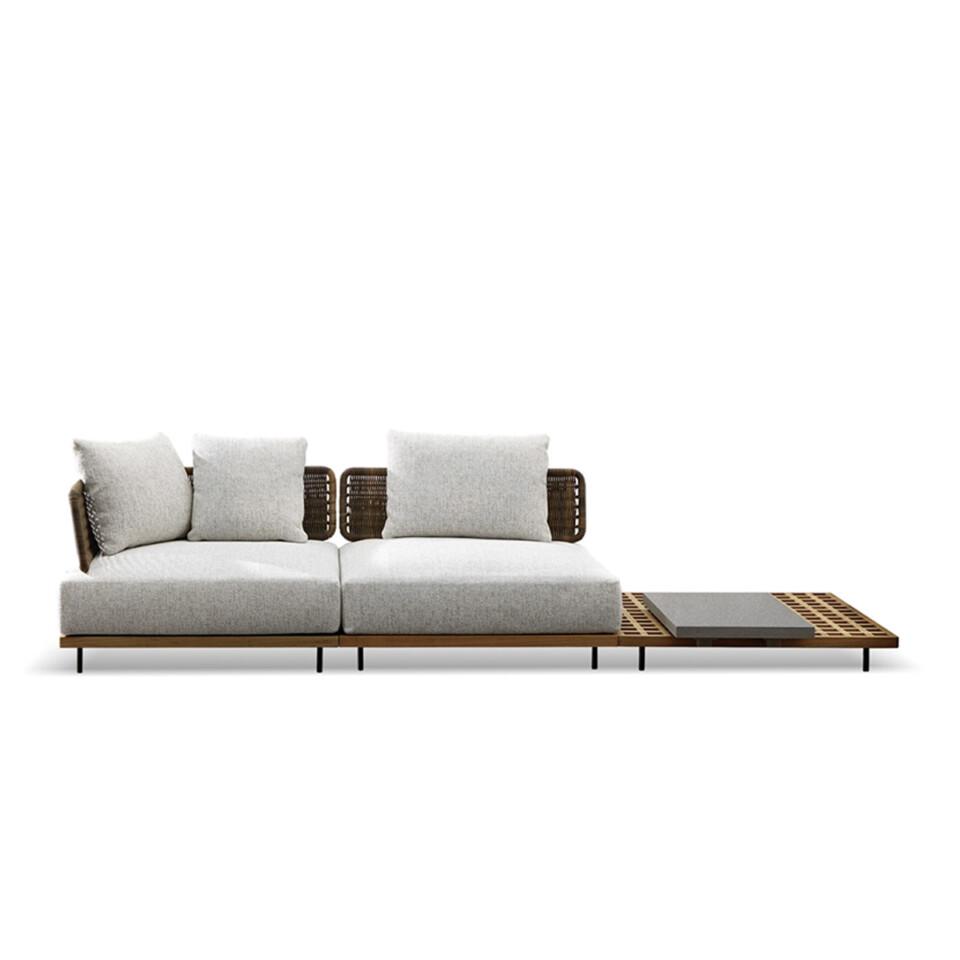 Minotti Quadrado sohva