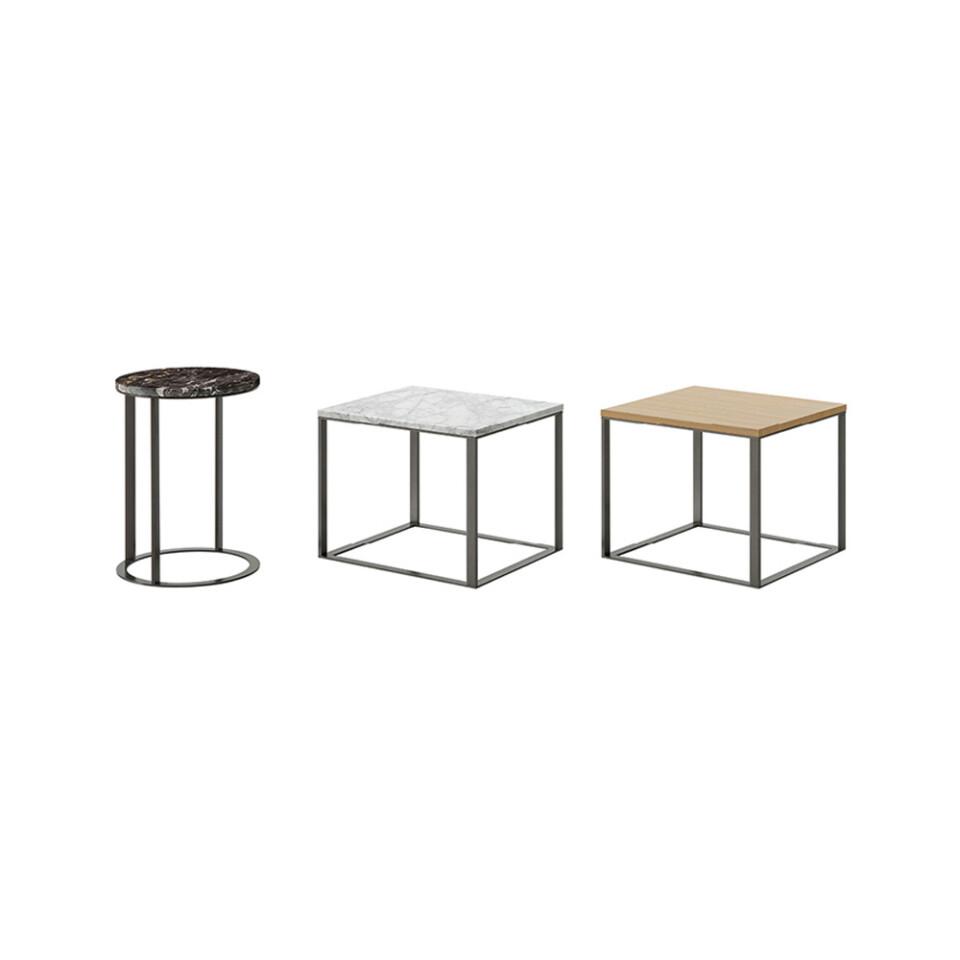 Maxalto Lithos sivupöydät 2